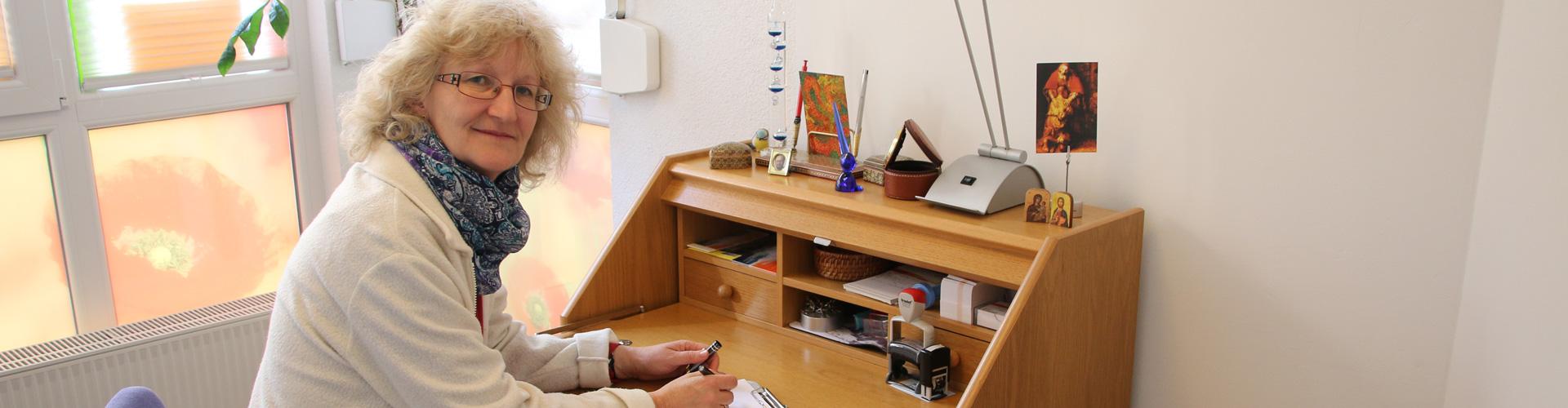 Therapeutin für Entspannungsverfahren in Stuttgart